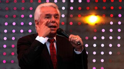 Luis Enrique Guzmán defiende a su papá tras señalamientos de Frida Sofía