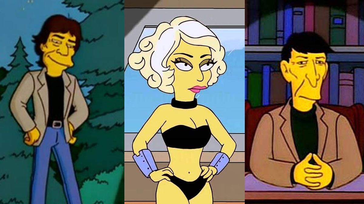 Dia De Los Simpsons Simpsonizados