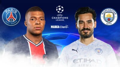 PSG vs Manchester City, en vivo y en directo