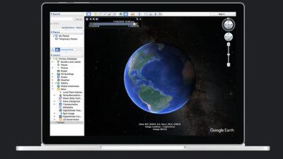 Google Earth nueva actualización