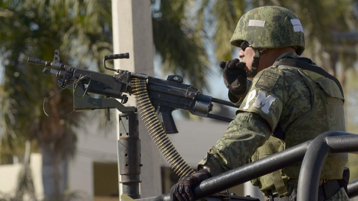 Uso de las Fuerzas Armadas no depende de los gobernadores: AMLO sobre hechos en Aguililla