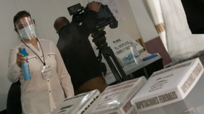Morena: ¿Evelyn Salgado puede ser candidata por Guerrero?