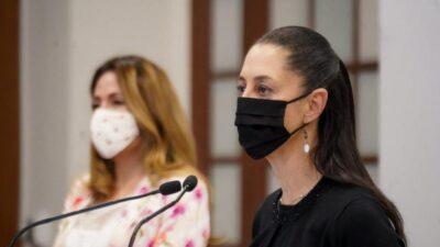 CDMX: Claudia Sheinbaum llama a candidatos a realizar compañas con sana distancia
