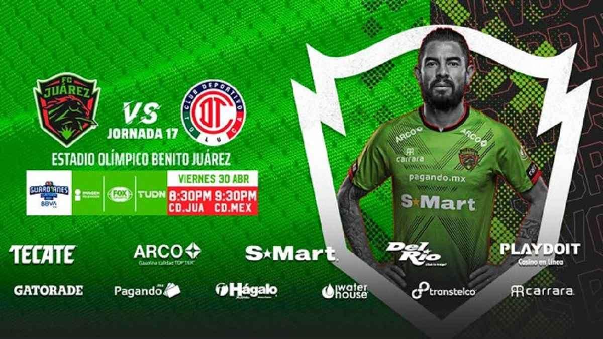 FC Juarez vs Toluca