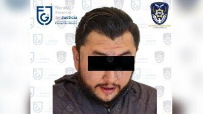 CDMX: detienen a sujeto acusado de trata de personas