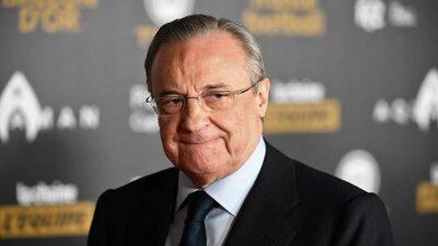Florentino Pérez: el magnate presidente del polémico proyecto de la Superliga