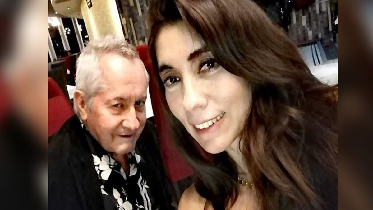 Bella de la Vega y José Ángel García