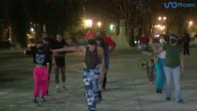 Resurge el Voguing en las calles de la CDMX, así se vive de noche