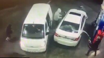 Rocían con gasolina a ladrones
