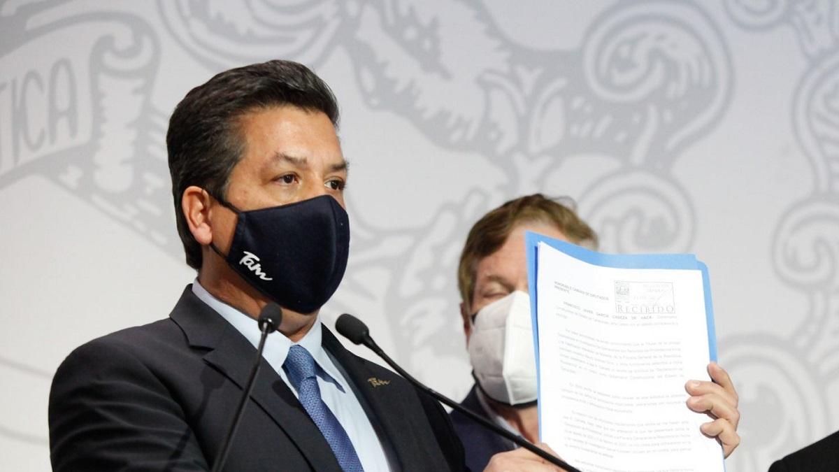¿De qué se le acusa a Francisco García Cabeza de Vaca y por qué buscan desaforarlo?