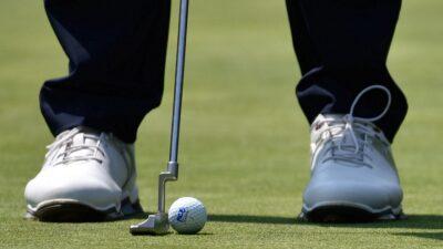Campal en campo de golf