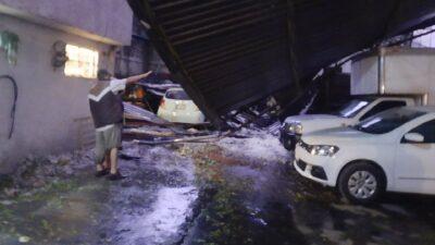 Granizada en CDMX: Así amaneció la capital tras las fuertes lluvias