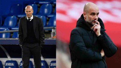 Superliga: Guardiola y Zidane y sus primeras reacciones
