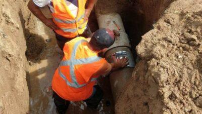 Hermosillo: Por sustitución de tubería, 11 colonias se quedarán sin agua
