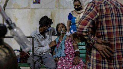 Alemania enviará ayuda a India por rebrote de COVID-19