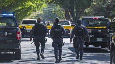 Jalisco: Balacera en Chapalita dejó como saldo más de 30 detenidos