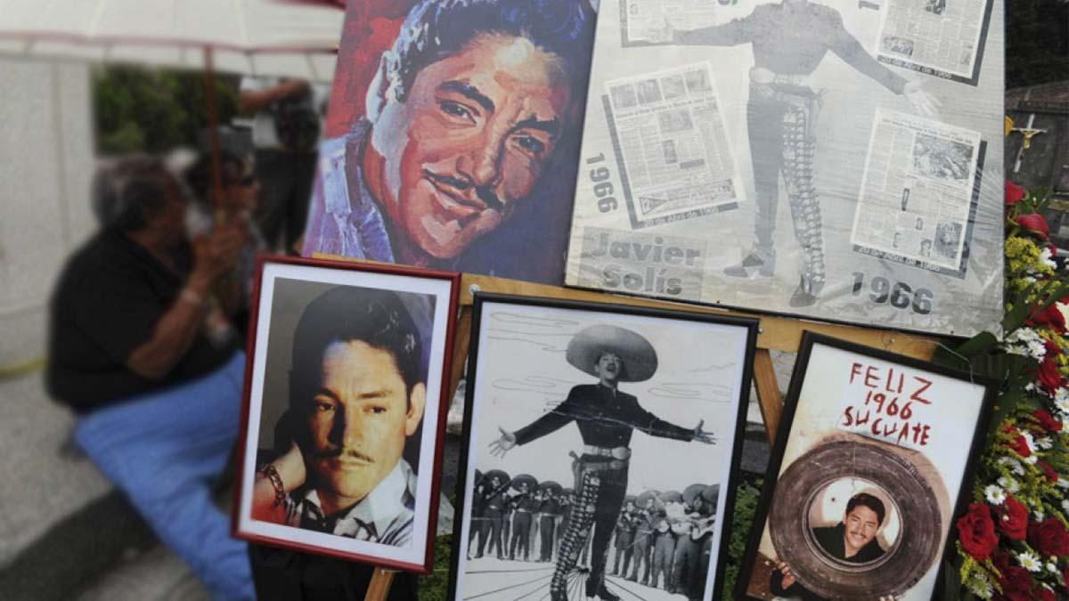 Se cumplen 55 años sin Javier Solís: cinco canciones para recordarlo