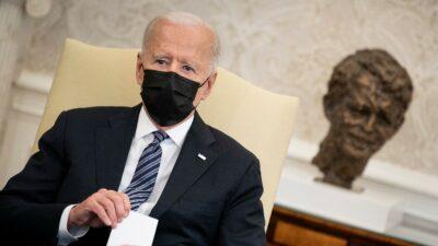 Joe Biden cumple 100 días como presidente de Estados Unidos
