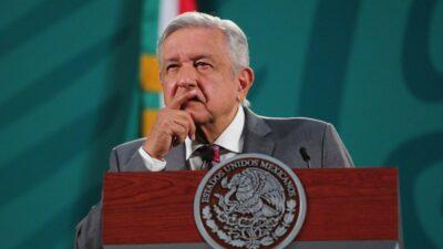 Lopez Obrador Frustrado
