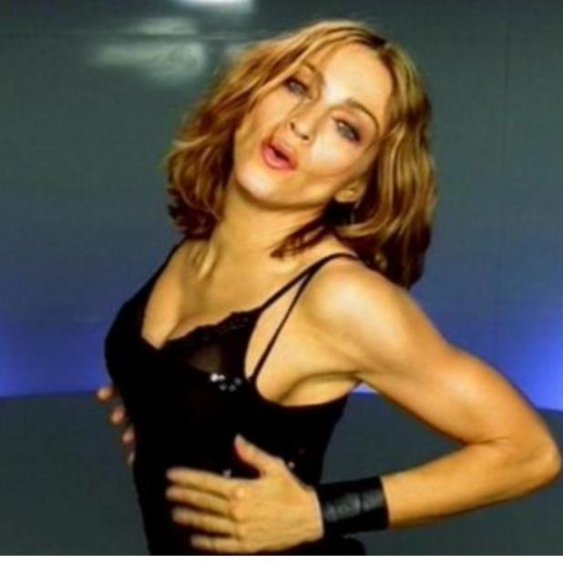 Madona Beatiful 1999