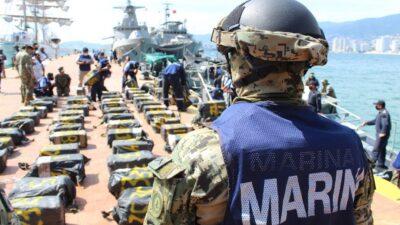 Semar: vinculan a proceso a 30 marinos por desaparición forzada; asegura FGR