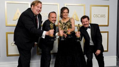 ganadore mexicanos Oscar