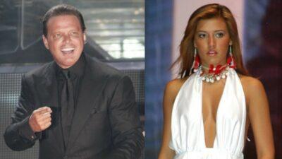 Michelle Salas Luis Miguel