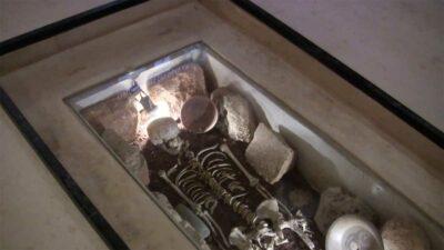 En México se puede ver de cerca el proceso de momificación y el grado de conservación que tienen. Foto: Uno TV