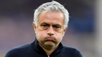 Mourinho Despedido Tottenham