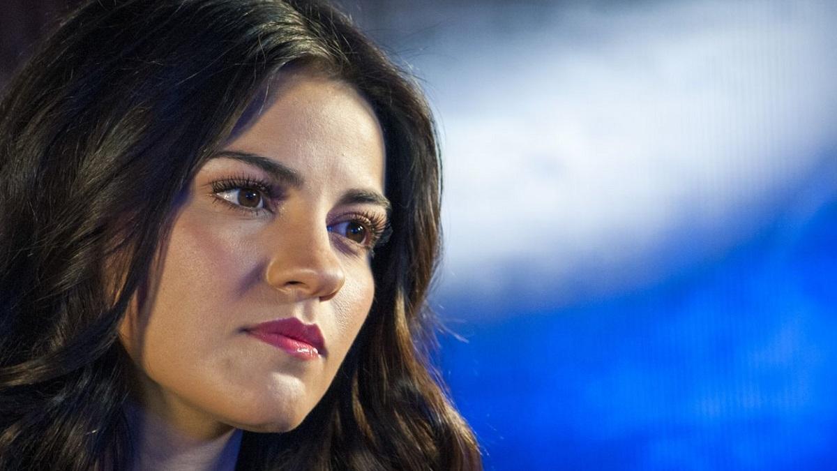 Maite Perroni está de luto, despide a Ana Lucía Menezes