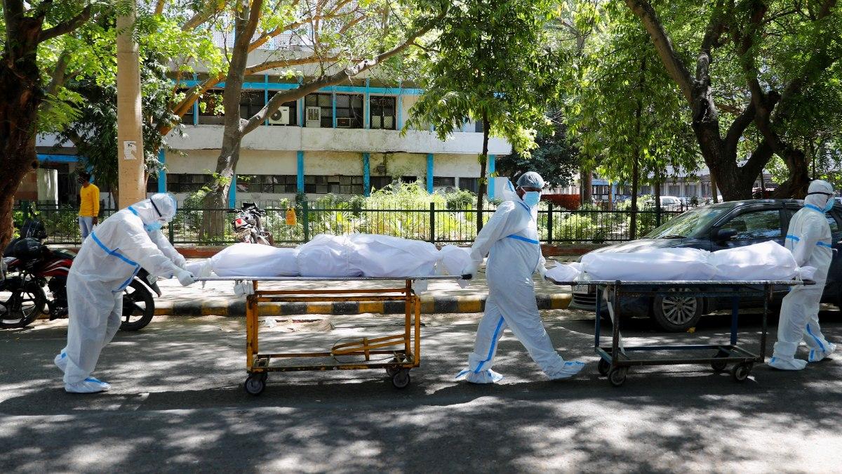 Muertos Calle Record India