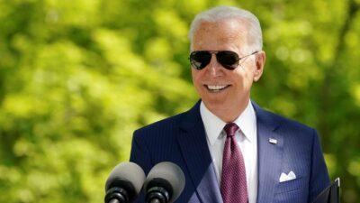 Joe Biden 100 días