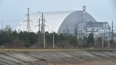 Chernóbil Ucrania