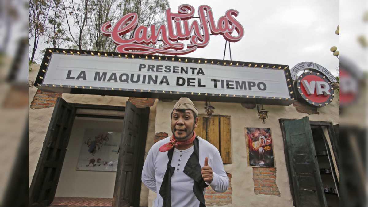Cantinflas Ray Charles