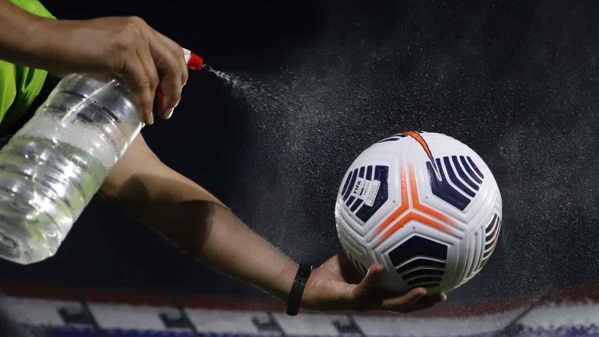 Copa América Alberto Fernández