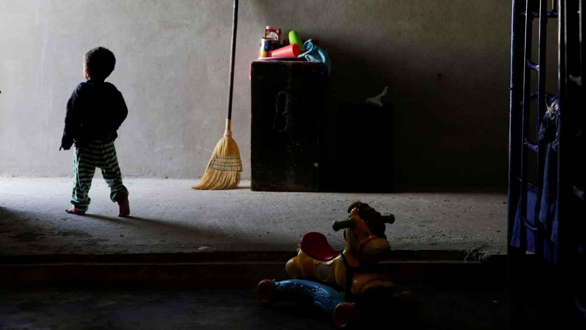Pentágono niños migrantes