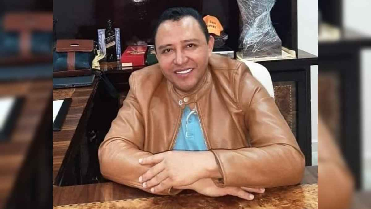Gregorio Gómez Martínez Tihuatlán Veracruz