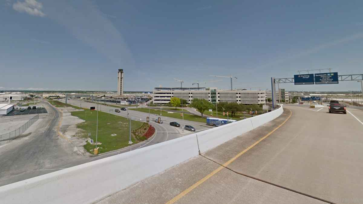 Aeropuerto San Antonio tiroteo