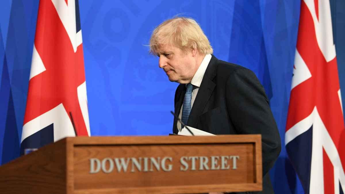 Reino Unido Boris Johnson