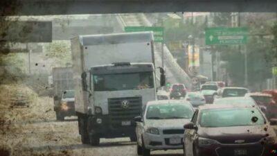Autos contaminantes CDMX