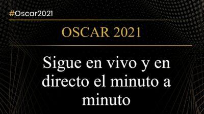 Oscar Vivo Minuto