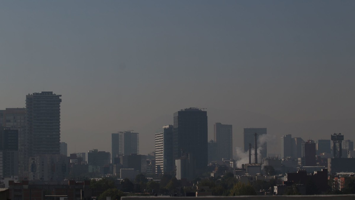 En el Valle de México, siguen altas concentraciones de ozono