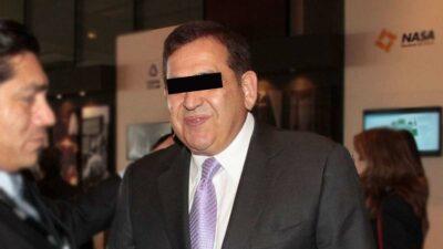 Alonso Ancira pagará 216 mdd a Pemex y saldrá del reclusorio