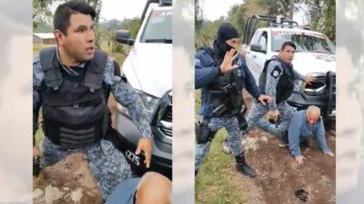 Hasta el momento, las autoridades no han dado un posicionamiento sobre este video. Foto: Tomada del video