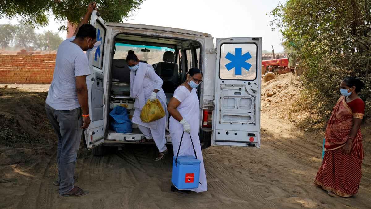 India vacunas COVID-19