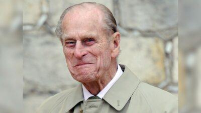 Principe Felipe Muere