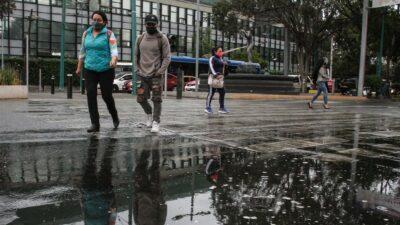 Saca paraguas: habrá fuertes lluvias, rayos y viento en estos estados