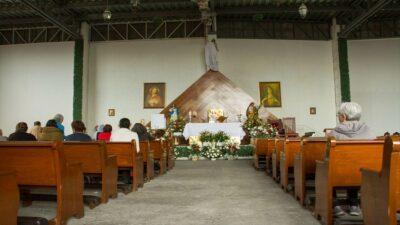 Puebla: Cristo de Amozoc se hace viral por moverse solo