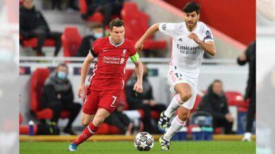 El Real Madrid y el Liverpool participarían en la Superliga. Foto: AFP