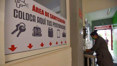 Hugo López-Gatell confirmó que la vuelta a las aulas podría ser en semáforo amarillo. Foto: Cuartoscuro